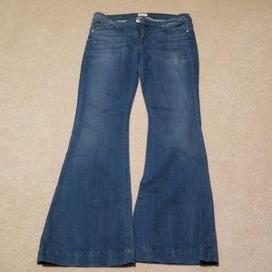 EUC Hudson  Bootcut Flare Jeans size 31